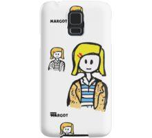 margot 2 Samsung Galaxy Case/Skin