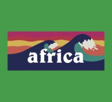 Africa Kids Clothes