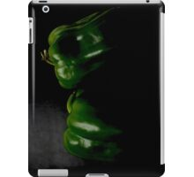 Two Peppers iPad Case/Skin