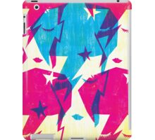 David Bowie as Ziggy Stardust iPad Case/Skin