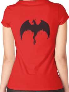 Age of Dragon Women's Fitted Scoop T-Shirt