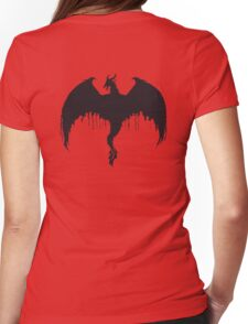 Age of Dragon Womens Fitted T-Shirt