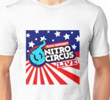 NITRO CIRCUS TRAVIS PASTRANA Unisex T-Shirt