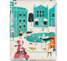 In the Town Square iPad Case/Skin