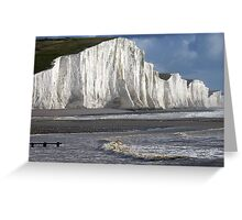 The Seven Sisters Greeting Card