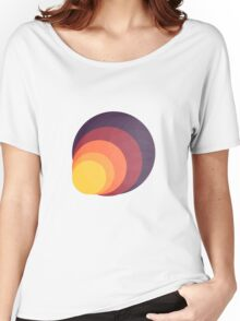 Color Women's Relaxed Fit T-Shirt