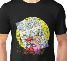 Future Past Mario Unisex T-Shirt