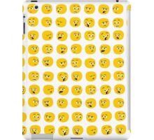 Yellow Expressions iPad Case/Skin