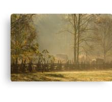 Golden Morn II Canvas Print