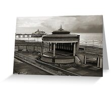 Eastbourne Bandstand Greeting Card