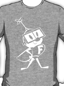 Fearless Fly – white version T-Shirt