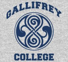 Gallifrey College by TimeLadyF