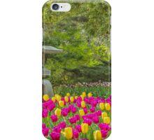 Pagoda in Spring iPhone Case/Skin