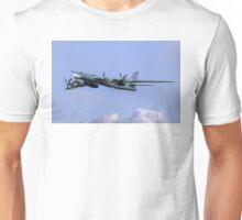 "Tupolev Tu-95MS ""Bear H"" Black 23 Unisex T-Shirt"