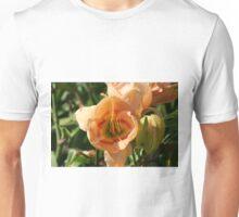 Light Peach Lilly Unisex T-Shirt