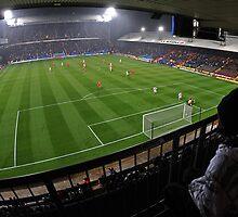 Fisheye View of the Crystal Palace Stadium by photobymdavey