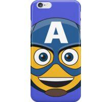 Captain A-Moticon iPhone Case/Skin