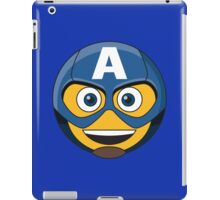 Captain A-Moticon iPad Case/Skin