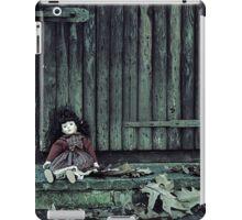 forgotten doll iPad Case/Skin