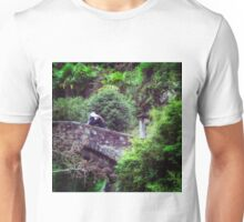 lonely man Unisex T-Shirt