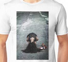 cowering Unisex T-Shirt