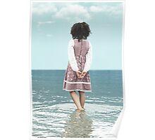 walking in water Poster