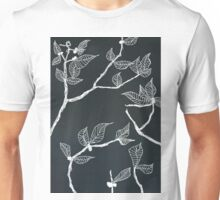 Dead Flowers Unisex T-Shirt