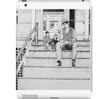 Dialogue 1945 iPad Case/Skin