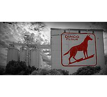 Dingo Flour - Fremantle - WA Photographic Print