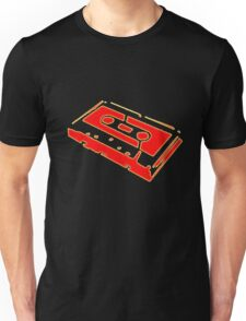 Cassette (Large - Centered) T-Shirt
