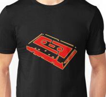 Cassette (Large - Centered) Unisex T-Shirt