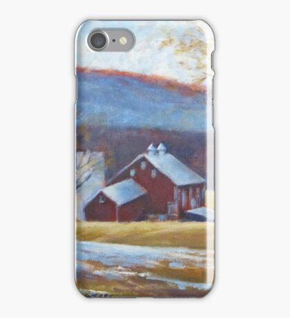 Baker Mill Barns iPhone Case/Skin