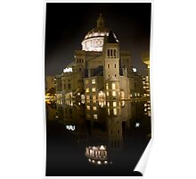 Christian Science Boston Poster