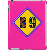 The Sign of BENIGN Conditions iPad Case/Skin