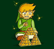 Triforce completed (v1) by IdeasConPatatas