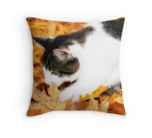 What's that?! Throw Pillow