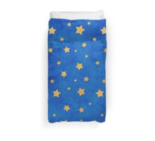 Starry Night Sky Duvet Cover