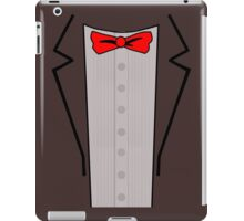 Doctor Who Suit iPad Case/Skin