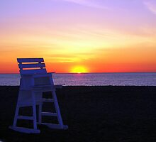 Daybreak At Rehoboth by Gayle Dolinger