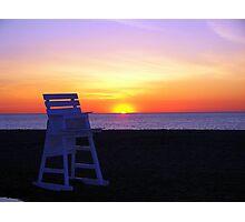 Daybreak At Rehoboth Photographic Print