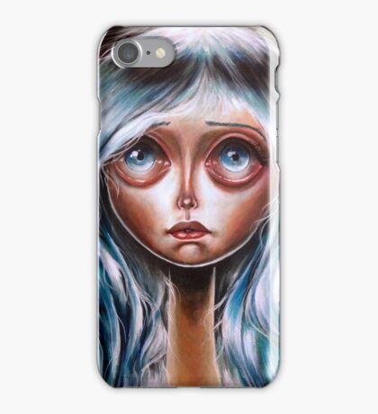 Wisp :: Pretty Little Scamp iPhone Case/Skin