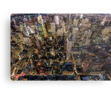 New York Towers Metal Print