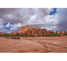 The great kasbah! Photographic Print