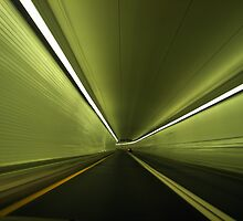 Tunnel Vision by Gayle Dolinger