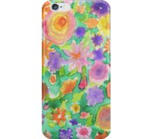 Floral Blooms iPhone Case/Skin