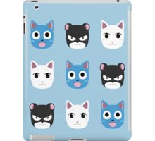 Chibi fairy cats V2 iPad Case/Skin