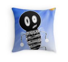 Bumble Throw Pillow