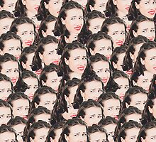 Miranda Sings Pattern by amstar