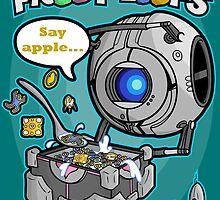 Wheatley Froot Loops, Portal by Andrew Walker