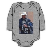 Dandy Photographer One Piece - Long Sleeve